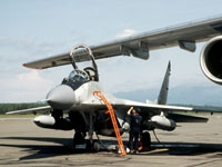 Military Aircraft Quiz - question 1